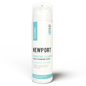Newport Cosmeceuticals hydrating cleanser