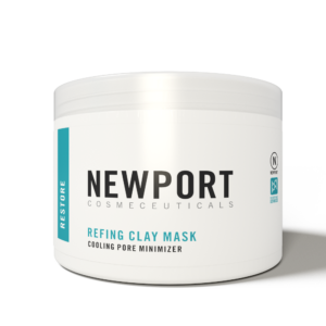 Newport Cosmeceutical refining clay mask