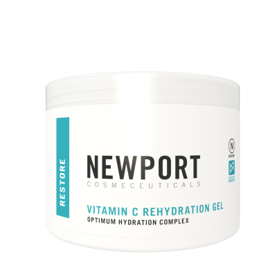 newport cosmeceuticals vitamin c rehydration gel