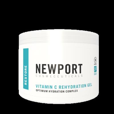 newport cosmeceuticals vitamin c rehydration gel